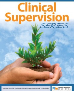clinical supervisions series