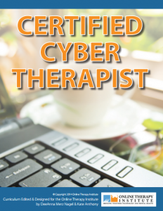 Certified Cyber Therapist