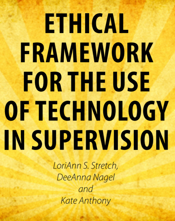 online supervision ethics