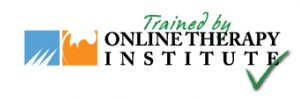 Trained by Online Therapy Institute